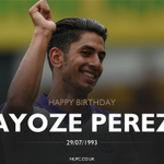 Good morning and a very happy birthday to @AyozePG! Send Ayo a birthday tweet! 🎉🎁🎂 #NUFC https://t.co/FZEiR9R1Hc