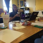 9th Lit Teachers are rocking some PLC work. 📚📝💻@_WHSPrincipal https://t.co/bCOjLU1WxQ