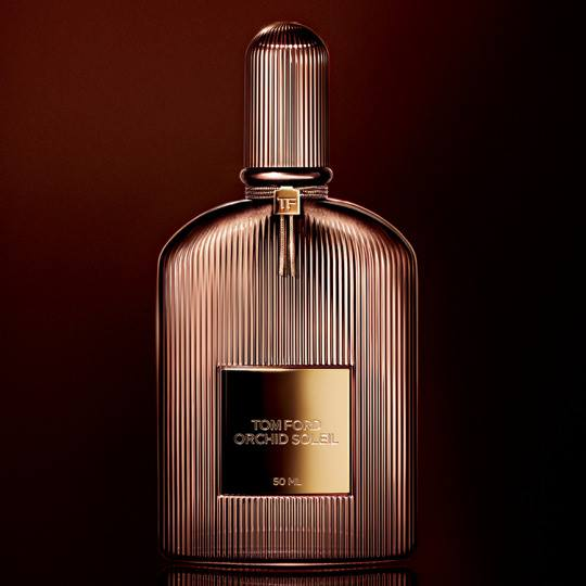 Discover the elusive new TOM FORD Orchid Soleil fragrance.