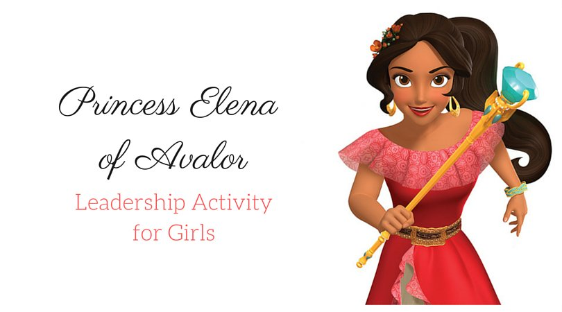 Bring out the LEADER in your daughter like @DisneyChannel's Princess #ElenaOfAvalor! https://t.co/sF3WWiW9p5 #ad https://t.co/gsgMT8u0ej
