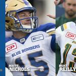 Its game day in Edmonton! Watch tonight at 8:00 pm on @CFLonTSN. #CFLGameDay https://t.co/HvZmExw4v9