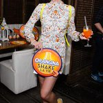 In pictures: Launch of Oranginas Shake la Vie activation https://t.co/r4utyycOYR #experiential #eventprofs #London https://t.co/7aF4KYSmje