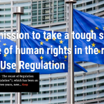 #DualUse: The recast of the Dual-use Regulation - a draft proposal from the EU Commission.>https://t.co/mOhlHx5vgi https://t.co/nlGcoGQq7s