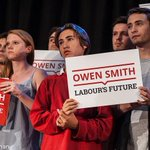 The huge crowds at recent Owen Smith rally - and, dont they just look overflowing with enthusiasm too ? https://t.co/k90Ynhm5YN