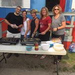 @gennextuw @fanshawecollege. Cooking breakfast for kids on behalf of LUSO and @unitedwaylm. #funtimes! https://t.co/fIyeq2VAFH