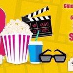 Askıda film var! @cinemaximumu takip edip bu tweeti RTleyen 10 üniversiteliye çift kişilik sinema bileti hediye! https://t.co/3gdsWW12Wc