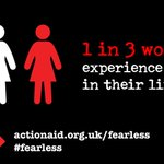 Because its not acceptable that 1 in 3 women worldwide will experience violence in their lifetimes #iamafeminist https://t.co/M3v2xSAK6x