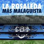 MCFNews| #LaRosaleda más malaguista 💙💙💙⚽️ ➡ https://t.co/9fwnoTpLRJ https://t.co/05z6LA9gmS
