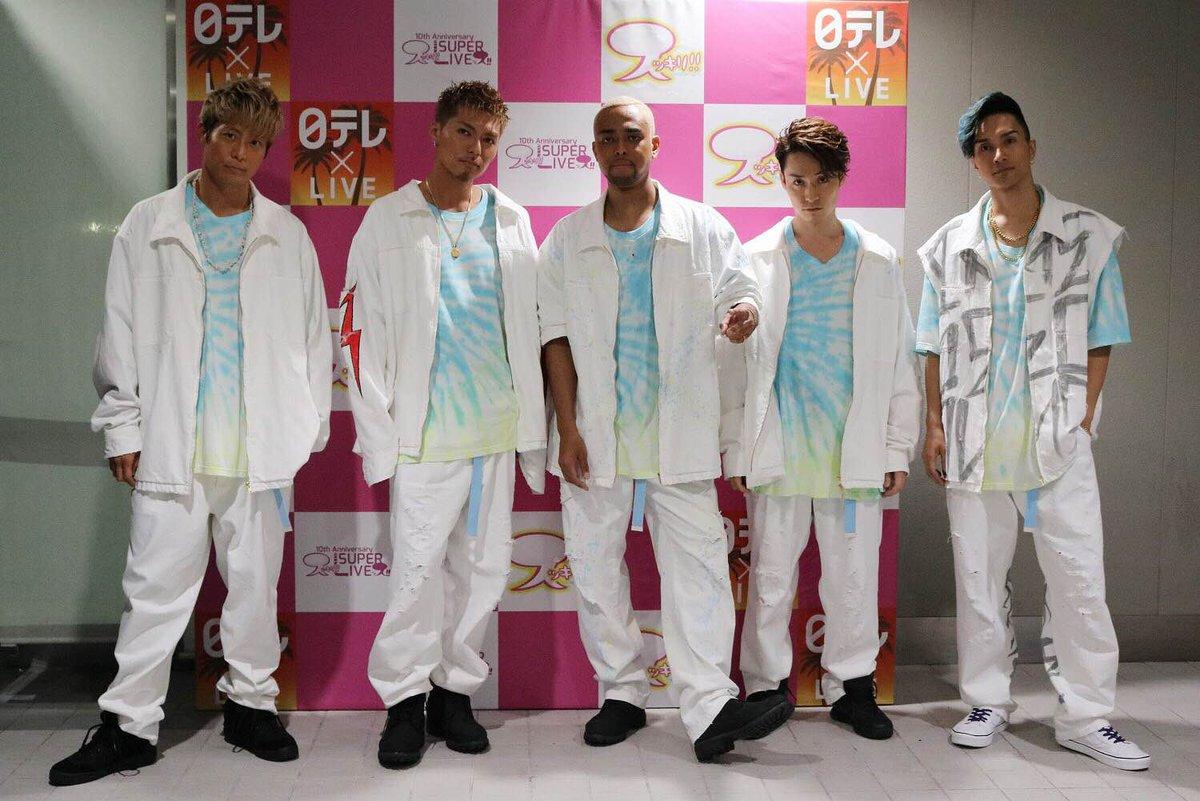 """日テレ× LIVE in SUMMER YOYOGI  """"スッキリ!! 10th Anni…"""