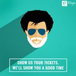 #Frogo #Kabali #Contest Show us your Kabali tickets & Chance to Win curated experiences from #Frogo worth Rs 2500 https://t.co/H45eOaGLr2