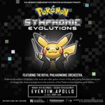 If you like Pokemon, youll want to go to the Pokemon Symphonic Orchestra in London https://t.co/u2WoWYm0F7 https://t.co/Y7XszhyAEO