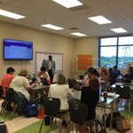 Thx @Gregbagby for teaching us about google docs! #HCDEengage #BestTieEver https://t.co/k1vUYn6Yjx