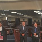 Honored to host the @CobbSchools press conference 📹 #OneTeamOneGoalStudentSuccess https://t.co/7ZACqhxz20