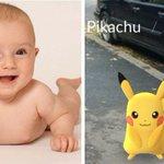 Aumentan los bebés con nombres de Pokémon a causa de Pokémon GO - https://t.co/Iu04iLEEyb https://t.co/9cL3DMOhJl