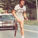 The incredible Terry Fox was born on this day in 1958. Think about him this Monday on Terry Fox Day in Manitoba https://t.co/TN6mAxGtxh