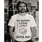 "Juanes repudia fotomontaje en el que apoya el ""no"" a la paz https://t.co/NSF3utdokv https://t.co/pJxkPSwYZ7"