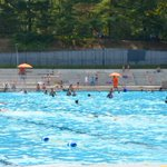 Lasker Pool features a wading pool & Olympic pool for visitors to enjoy & cool off in https://t.co/kam4QndT3p https://t.co/MDp3ocriWv