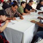Adultos mayores y personas con discapacidad asisten a Feria d Empleo #AbriendoEspacios @AristotelesSD @hecpizano https://t.co/jSCqwugguF