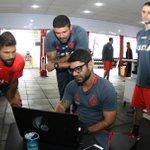 O primeiro dia de Diego no Flamengo. Encontro com o treinador, avaliações no CEP FLA e olho nos resultados #TRFla https://t.co/nOubeurgO9