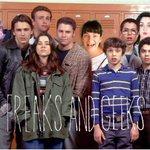 Are you a freak or a geek? Comedians discuss 90s teen TV w/ guest @BrydieLK! #podcast #tbt https://t.co/SJeYB4nFIl https://t.co/jOUwcgFUSk