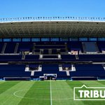MCFoto| ¿Todavía no has visto como va a quedar nuestro estadio? 💙💙💙 #LaRosaleda más malaguista 💙💙💙 https://t.co/HGMULn4ycu