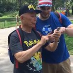 GEORGE TAKEI PLAYING POKEMON GO IS THE CUTEST THING https://t.co/BmChh7Mwn1