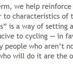 """We try to be a voice for people who bike & those who would. """"Avid"""" is a marginalizing term. https://t.co/uHkNDYCM9t https://t.co/O2k469tdEb"""