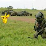 If you're a Pokémon trainer, we encourage you to play safe & avoid trespassing on Defence establishments #PokémonGo https://t.co/aikhusD1Lb