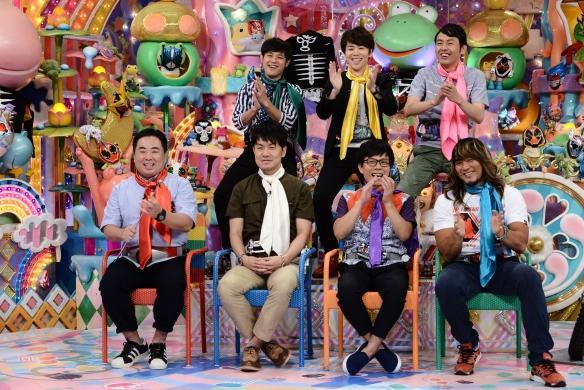 来週の #アメトーーク は、仮面ライダー芸人!予告キター(フォーゼ口調で)!!