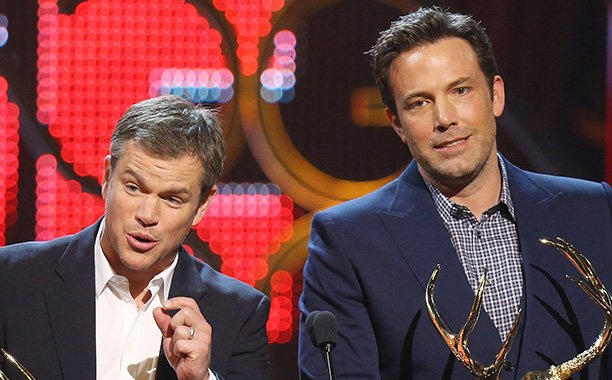 Matt Damon, Ben Affleck likely won't work together soon: