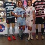 #LMF   Alianza presentó sus nuevos uniformes para el torneo Apertura 2016. https://t.co/E6fpCOpaEs