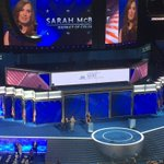 """""""I worried my dreams and identity were in conflict,"""" @SarahEMcBride 1st trans woman to speak at a natl convention https://t.co/IZlHep69AL"""