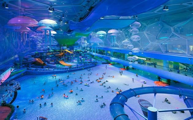 Где находиться аквапарк