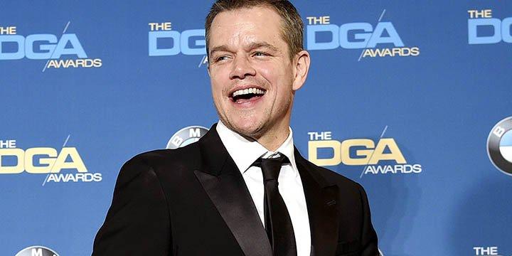 Matt Damon announces plans to take yearlong break from acting