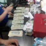 Fiscalía supervisa conteo de dinero encontrado en una de las viviendas allanadas en Mejicanos https://t.co/k2onZ3dKC2