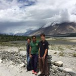 Enjoying our beautiful country with my sons. Small villages in Shigar Valley remain untouched. https://t.co/ljMqQroVcs