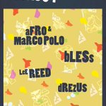 #TheCookout2016 1st Lineup Anncmnt: AFRO + MARCO POLO | LEE REED | BLESS | DREZUS | Tix: https://t.co/KV4GJZZcmo. https://t.co/GsMqTfS6sy