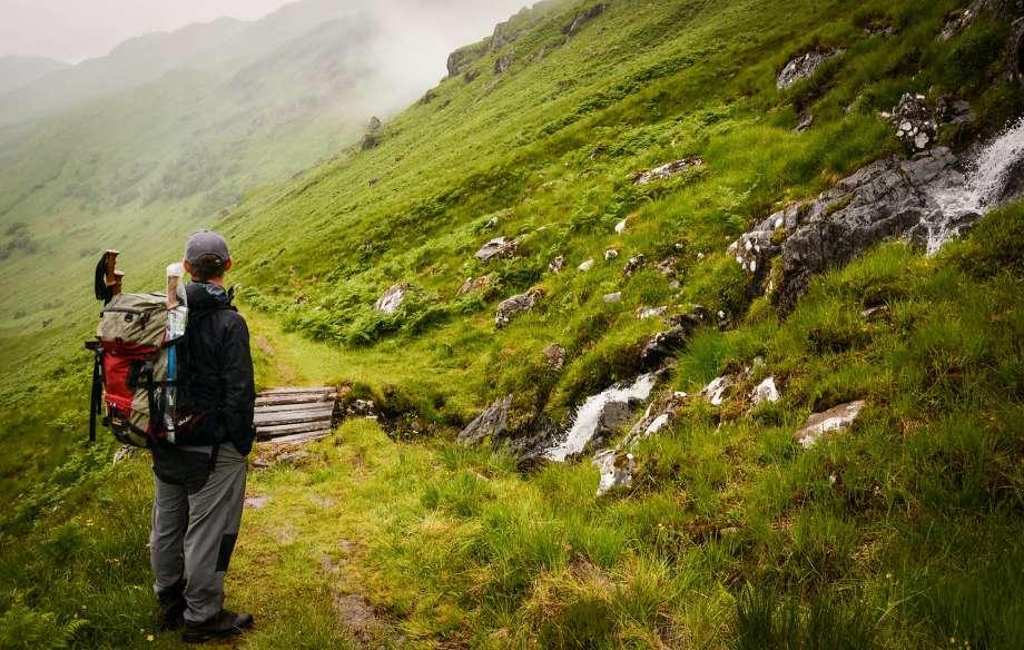 Scotland's wildest way to a perfect pint, in @SFChronTravel #hiking #Scotland https://t.co/YwqXoe2RZS https://t.co/MGoLJZAczq