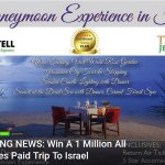 BREAKING NEWS: Win A 1 Million All Expenses Paid Trip To Israel