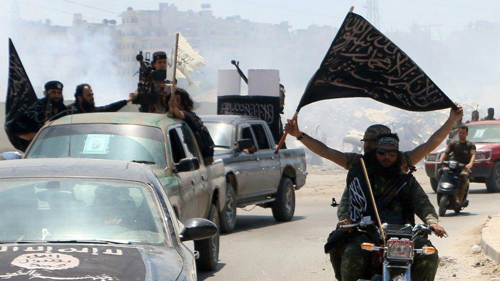 Al-Nusra chief in Syria announces break with al Qaeda