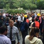 Evacuan edificio @iepcjalisco por temblor de hace unos minutos https://t.co/qXvulYpuEP