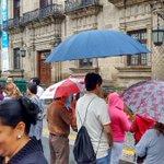 Palacio de Gobierno también fue evacuado tras #Sismo https://t.co/wn8a64rne0