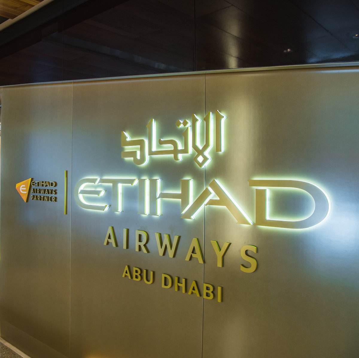 Congratulations! RT @BizTravelerNA: Video Tour: @EtihadAirways new lounge  @flyLAXairport
