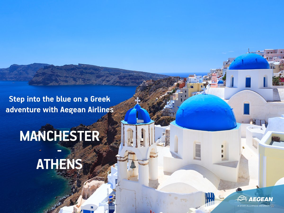 Up to 30% off winter flights to Athens @aegeanairlines .Offer ends 2nd Aug 16. T&C's apply.