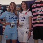 Nuevos uniformes de @AlianzaFC_sv para el Apertura 2016 @RadioNacionalsv https://t.co/JAbxVXwr1P