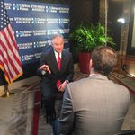 .@JakeBurnsCBS6 w a 1-on-1 w Democratic VP nominee @timkaine. Will air on @CBS6 & @DCW50 tonight. #DemsInPhilly https://t.co/C9XM95FhIk