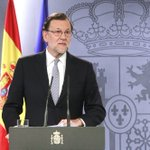 .@marianorajoy acepta el encargo del Rey para intentar formar gobierno https://t.co/O8YNxuOenP https://t.co/HoiXpw2OFj