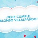 ¡Te deseamos el mejor cumpleaños, @soyalonsovillal! 😉🎉🎁 #HBDAlonsoCD9 https://t.co/21R4JILJma