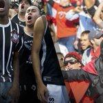 Qual é a maior torcida do Brasil? <3 = SC Corinthians Paulista / RT = Clube de Regatas do Flamengo https://t.co/go08DUtudz