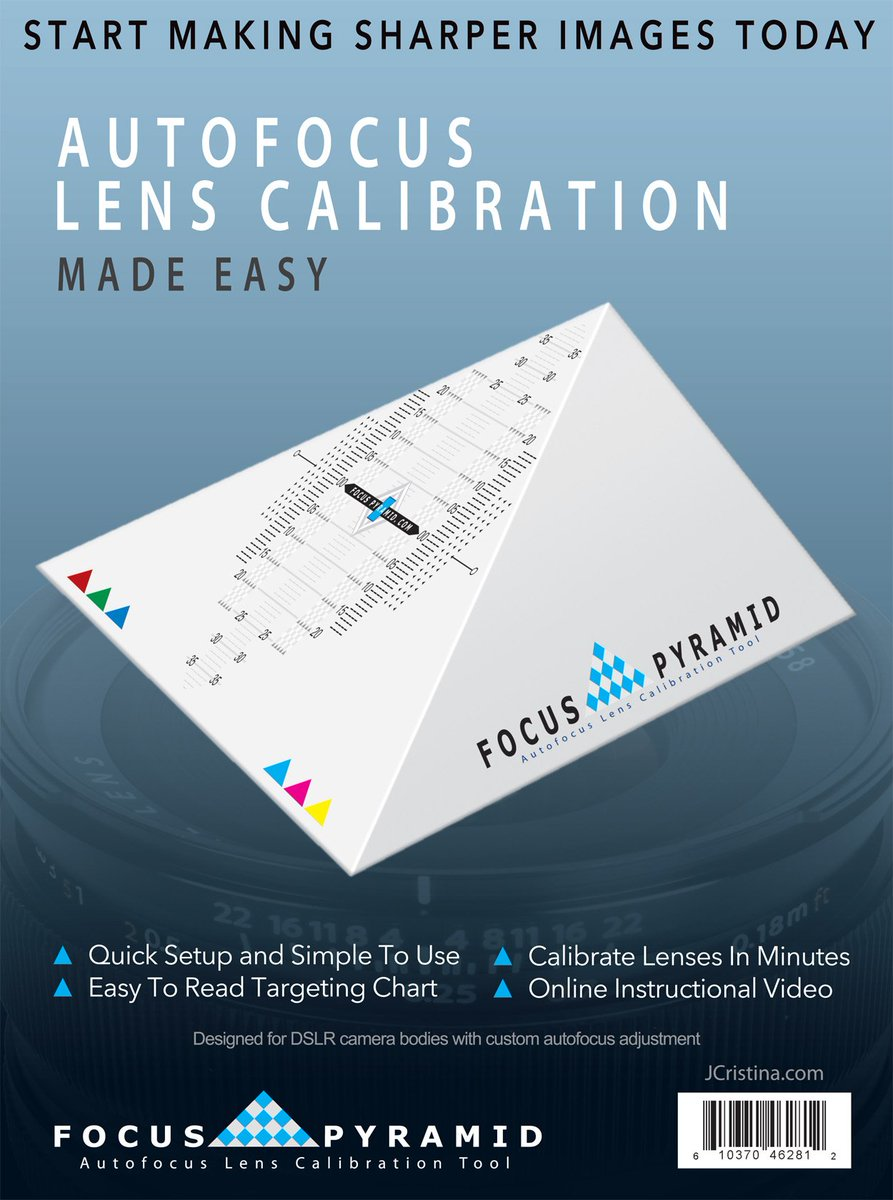Wow!!! Here's a quick way to calibrate your lenses in a few minutes. #photography https://t.co/gi6pJkTAvo https://t.co/7TVlOMqT8O